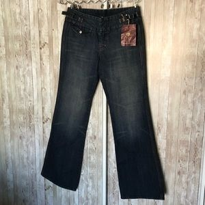 NWT 7 For All Mankind Lulu Trousers Style Jeans